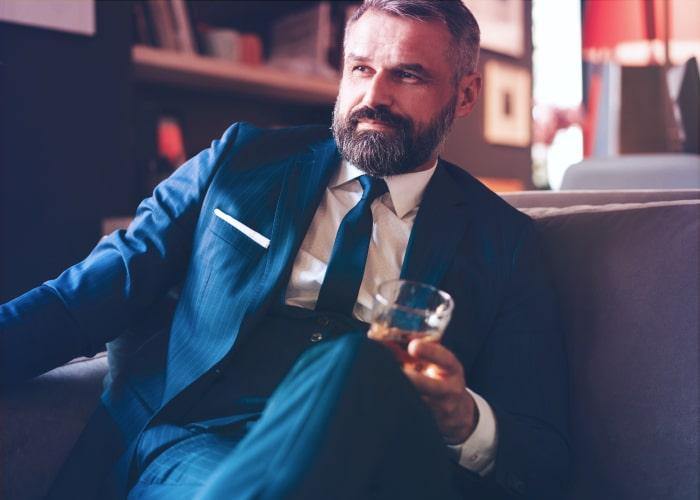 Hot Man, sugar daddy